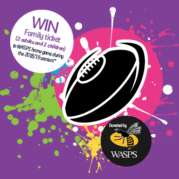 Special Borough Lottery WASPs Tickets Prize Draw