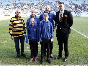WASPs ticket winners