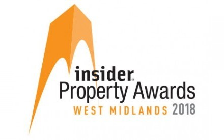 Insider Property Awards, West Midlands Logo