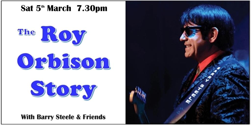 Roy Orbison show advert