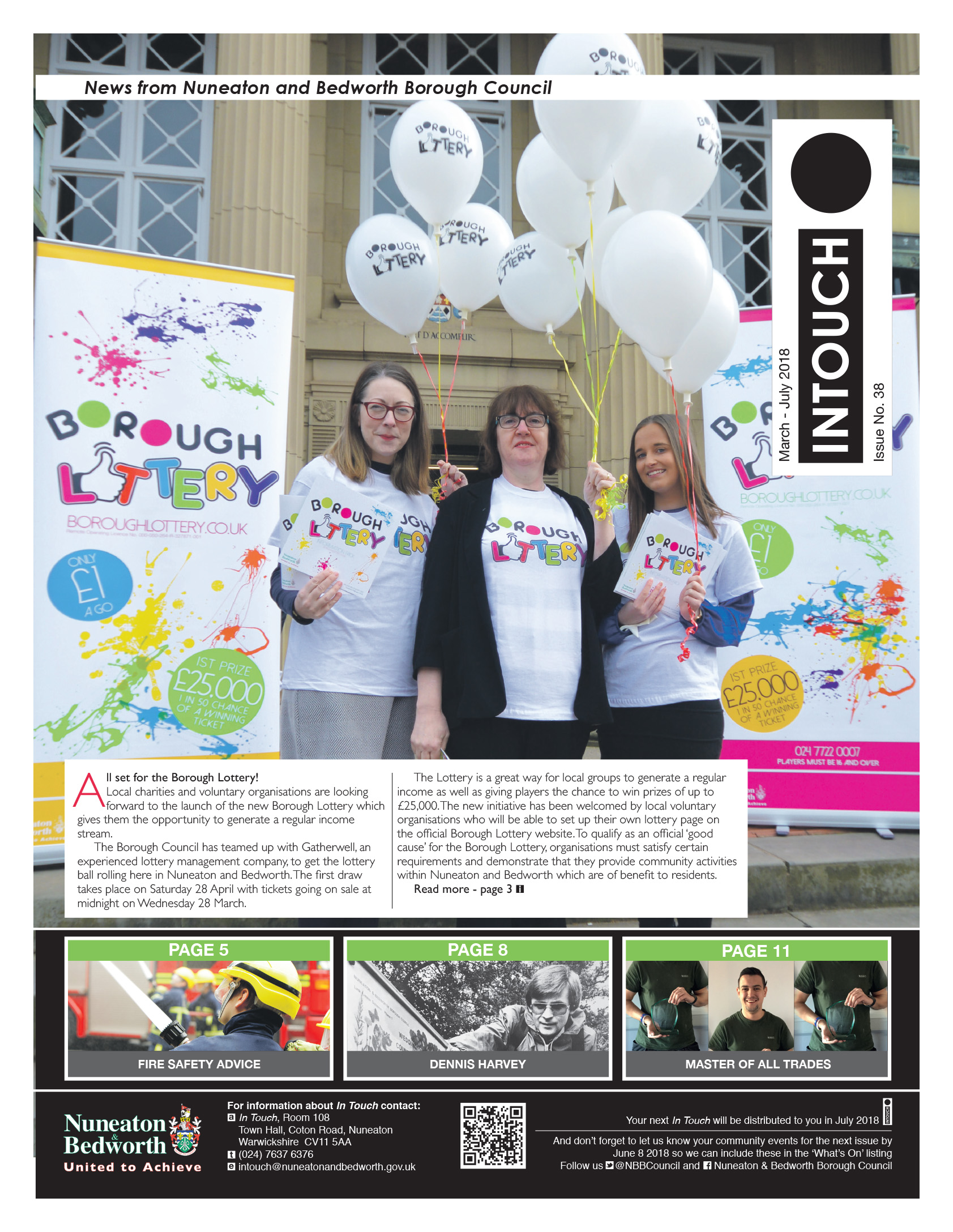Intouch March 2018