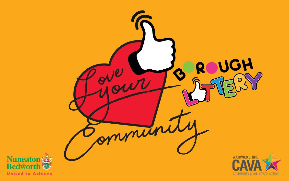 BL Love your community grant logo