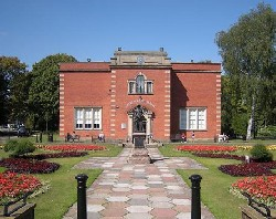 Nuneaton Museum and Art Gallery