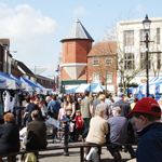 Nuneaton Saturday Market