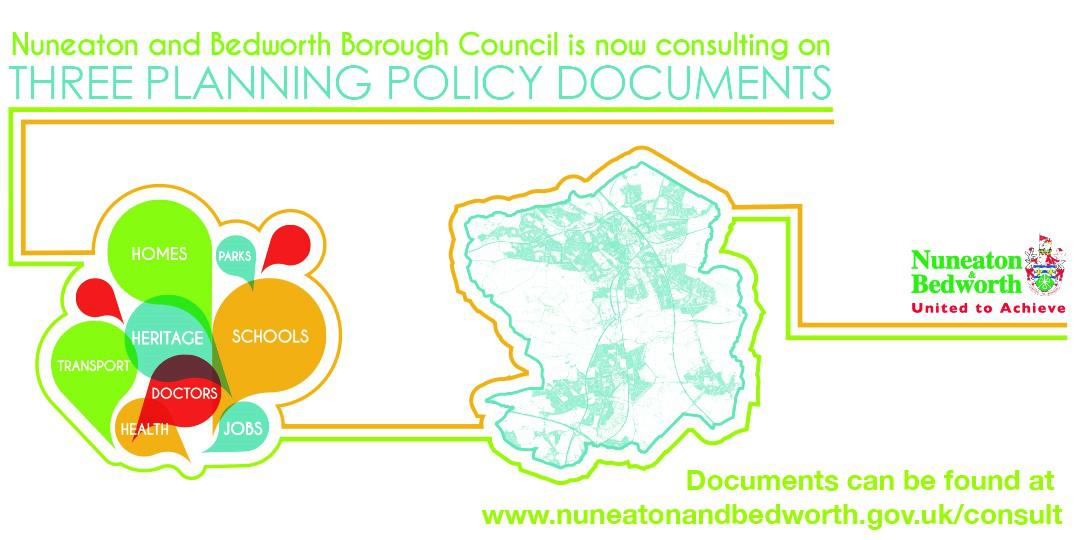Public consultation on planning policy documents