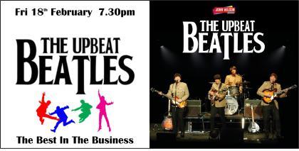 Beatles show advert